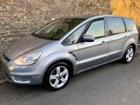 Ford S Max 2.0 TDCI 7 Seater with Stacks of Service History + FEB 2022 MOT