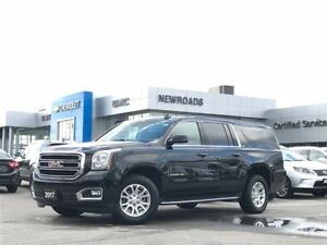2017 GMC Yukon XL SLT SLT, LEATHER, NAV, DVD, NO ACCIDENTS