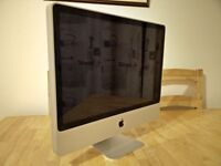 "Apple iMac A1225 24"" 3.06GHz Core 2 Duo, 8Gb RAM - Early 2009"