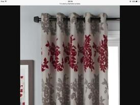 BEAUTIFUL HEAVY WEIGHT CURTAINS