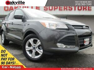 2015 Ford Escape SE | ECO-BOOST | BLUETOOTH | ONE OWNER |