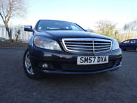 57 MERCEDES C200 SE CDI 2.2 DIESEL,MOT NOV 018,12 STAMP SERVICE HISTORY,2 OWNERS,STUNNING EXAMPLE