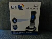 BT2200 Nuisance Call Blocker Phone