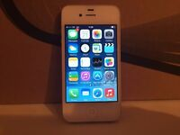 Apple iPhone 4-16Gb- On EE-ORANGE-T MOBILE