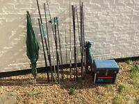 Fishing bits and bobs