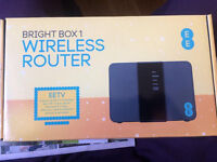 New EE Bright box 1 Wireless router