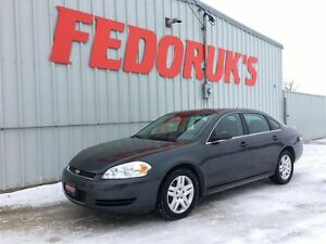 2011 Chevrolet Impala LT Package ***FREE C.A.A PLUS FOR 1 YEAR!*