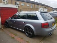 Audi rs6 new gearbox fitted