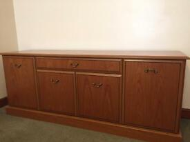 Sideboard made by Morris of Glasgow