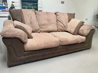 3 seater sofa - good condition