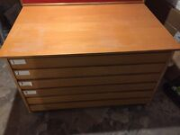 Arcitectural drawers £100 got to go!