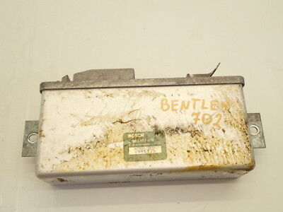 Abs Control Module Ecu 0265103018 (Ref.702) 1987 Bentley Mulsanne Turbo R