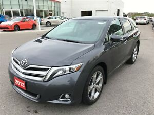 2013 Toyota Venza Base V6 (A6) - Leather, Backup Camera, Powerfu