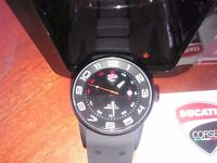 Ducati watch new