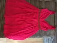 Lipsy dress bnwt size 8