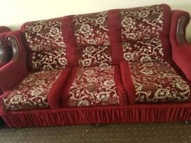 One 3 seater sofas
