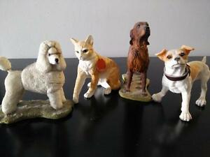 Hand painted pet figures Regina Regina Area image 1