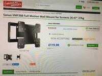 """TV wall mount - sanus vision mount compatible for 26"""" to 47"""""""