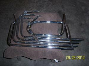HARLEY DAVIDSON SADDLEBAG GUARD RAILS