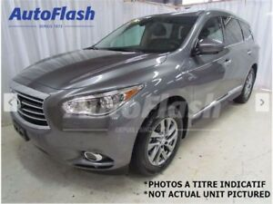2015 Infiniti QX60 Premium Tech-Pkg * Navigation * Camera-360 *