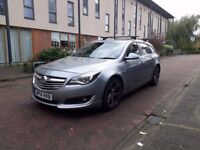 Vauxhall Insignia sports tourer limited edition