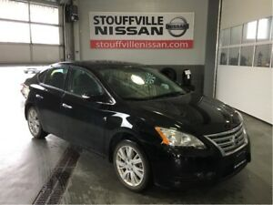 Nissan Sentra 1.8 sl leather and navigation 2015