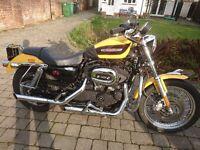 Harley Davidson 1200r sportster