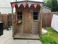 Play house shed