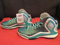 D Rose 5 Boost 'The Lake' Basketball Boots Size 6