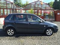 For Sale 03 New Model VW Polo S 5 Door Hatchback Good Mileage For Age