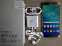 SAMSUNG GALAXY S6 EDGE PLUS 32GB - GOLD (OPEN NETWORK)