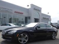 2012 BMW 6 Series 650i xDrive Fully Loaded! Leather Sunroof Nav