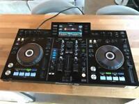 Pioneer XDJ RX DJ CONTROLLER + Free Magma Flight Case ( CDJ 2000 DJM 900 )