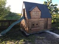 Ultimate kids play house, Wendy house