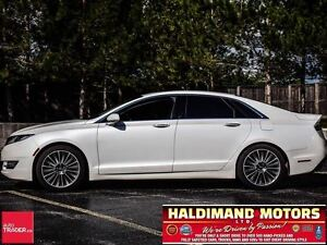 2015 Lincoln MKZ AWD 3.7/NAVI/COOLED&HEATED SEATS/SUNROOF