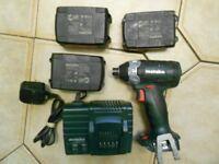 METEBO 18V IMPACT WRENCH,SCREW GUN