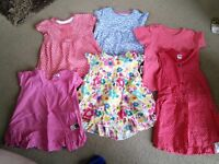 Girls clothes 12-18mths x2 boxes