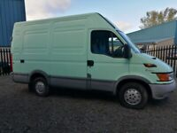 IVECO DAILY, PANEL VAN, 2000, MANUAL, 2.8L