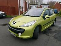 **2006/56 PEUGEOT 207 1.4 SE 12 MONTHS MOT F.S.H CAMBELT CHANGED 2 OWNERS 100% TOP RUNNER**