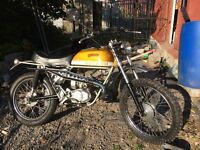 Fantic Cabellero TX 94 SUPER SPECIAL 1972 original unrestored condition