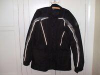 mens motorcycle textile suit 40 chest