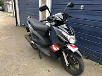 2015 Lexmoto 125cc moped scooter vespa honda peugeot