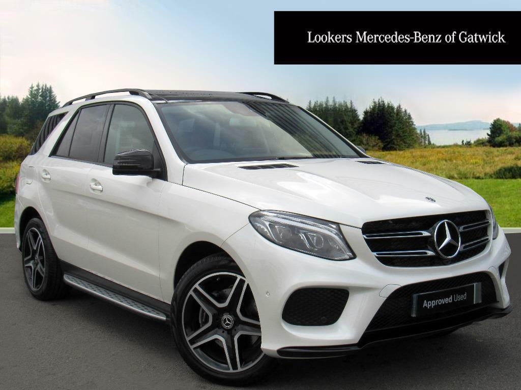 mercedes benz gle class gle 250 d 4matic amg line premium white 2017 12 22 in crawley west. Black Bedroom Furniture Sets. Home Design Ideas