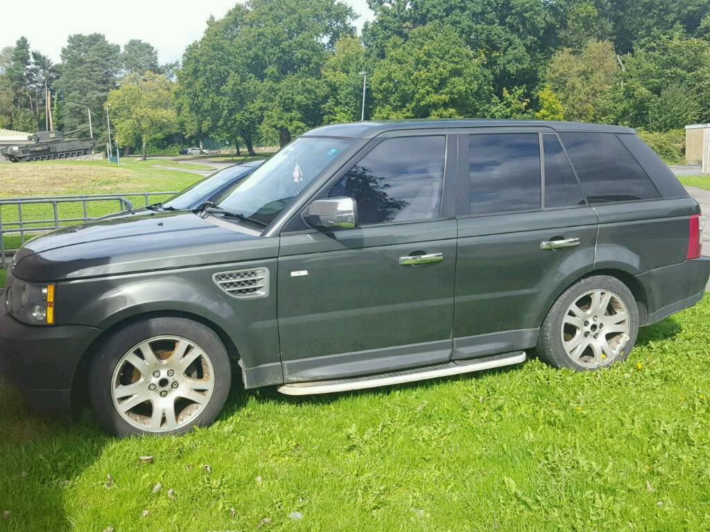 Rover range rover 2005 : 2005 range rover sport autobiography Spairs or repairs   in ...