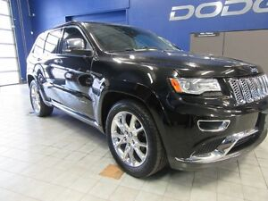 2015 Jeep Grand Cherokee SUMMIT w/TECH PKGE,TOW