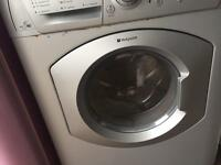 Washer dryer silver can deliver