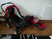 Baby-merc travel system