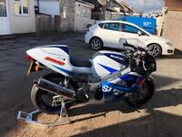 Here is a prime example of my beautiful gsxr srad 600