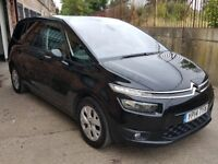 2014 CITROEN C4 GRAND PICASSO 1.6 E-HDI VTR+ TOP SPEC FSH 7 SEATER DS5 GALAXY VW TOURAN 5008 C3 DS4