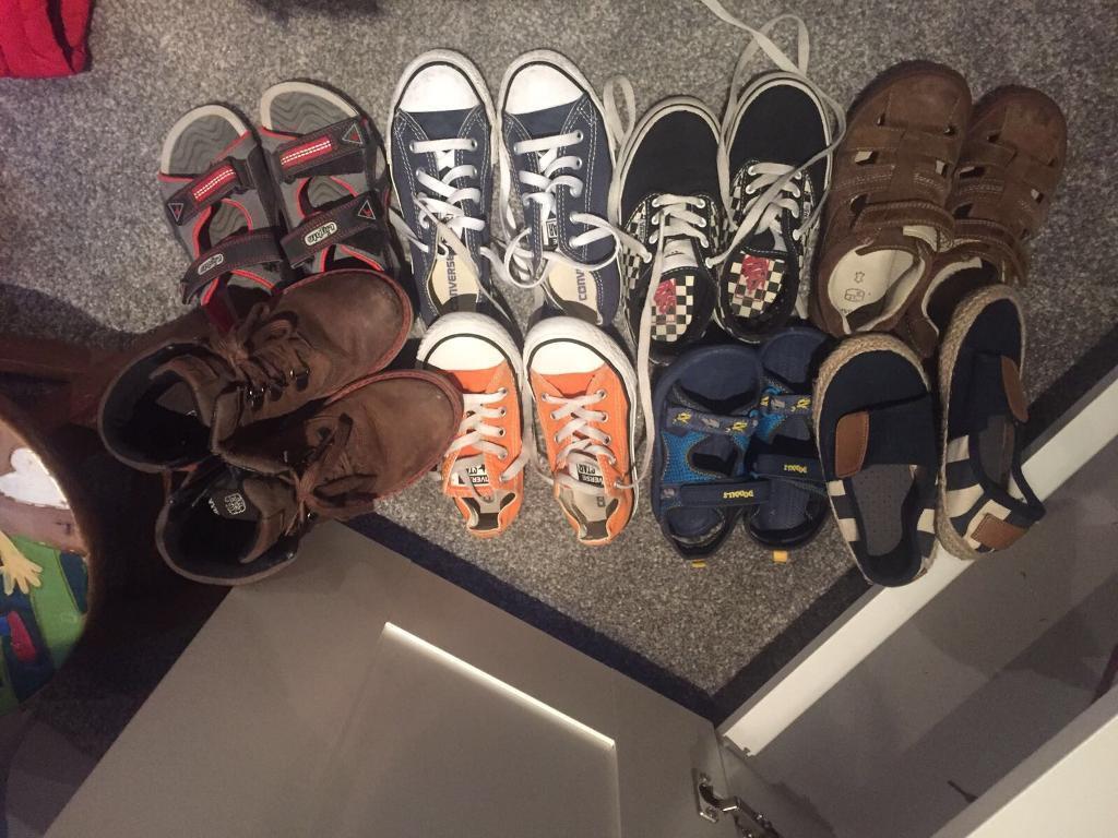 Boys footwear - job lot now reduced!!!